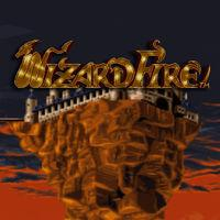 Portada oficial de Wizard Fire para Switch