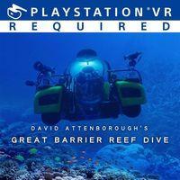 Portada oficial de Buceo en la gran barrera de coral de David Attenborough para PS4