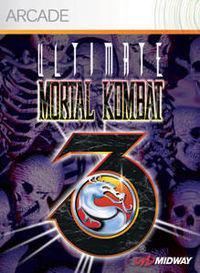 Ultimate Mortal Kombat 3 Xbla Videojuego Xbox 360 Vandal