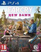 Portada oficial de de Far Cry: New Dawn para PS4