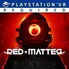 Portada oficial de de Red Matter para PS4