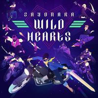 Portada oficial de Sayonara Wild Hearts para PC
