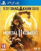 Portada oficial de de Mortal Kombat 11 para PS4