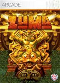 Portada oficial de Zuma XBLA para Xbox 360