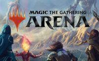 Portada oficial de Magic: The Gathering Arena para PC