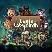 Portada oficial de Lapis x Labyrinth para PS4