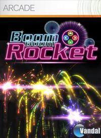 Portada oficial de Boom Boom Rocket XBLA para Xbox 360