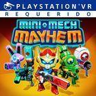 Portada oficial de de Mini-Mech Mayhem para PS4