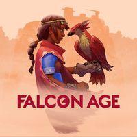 Portada oficial de Falcon Age para PS4
