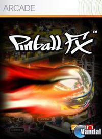 Portada oficial de Pinball FX XBLA para Xbox 360