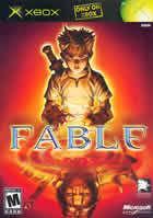 Portada oficial de de Fable para Xbox