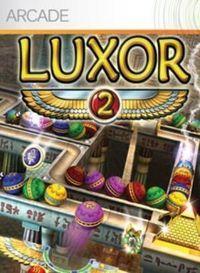 Portada oficial de LUXOR 2 XBLA para Xbox 360