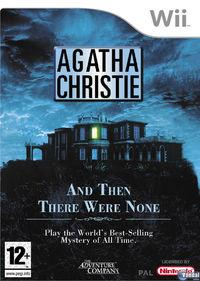 Portada oficial de Agatha Christie: And Then There Were None  para Wii