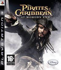 Portada oficial de Piratas del Caribe: En el Fin del Mundo para PS3