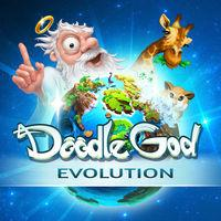 Portada oficial de Doodle God: Evolution para Switch