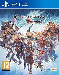 Portada oficial de Granblue Fantasy Versus para PS4