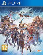 Portada oficial de de Granblue Fantasy Versus para PS4