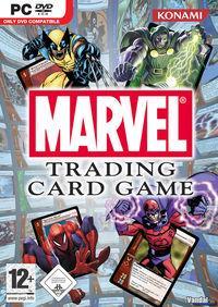 Portada oficial de Marvel Trading Card Game para PC