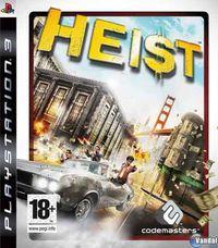 Portada oficial de HEIST para PS3