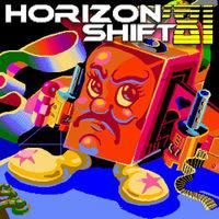 Portada oficial de Horizon Shift '81 para Switch
