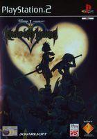 Portada oficial de de Kingdom Hearts para PS2