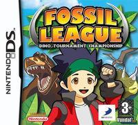 Portada oficial de Fossil League: Dino Tournament Championship para NDS