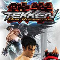 Portada oficial de Tekken Dark Resurrection PSN para PS3