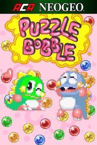 Portada oficial de NeoGeo Puzzle Bobble para Xbox One