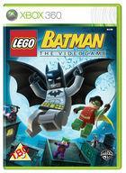 Portada oficial de de Lego Batman para Xbox 360