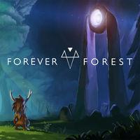 Portada oficial de Forever Forest para Switch
