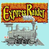 Portada oficial de Express Raider para Switch