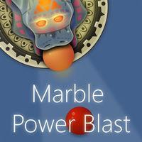 Portada oficial de Marble Power Blast para Switch