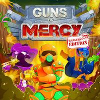 Portada oficial de Guns of Mercy - Rangers Edition para Switch