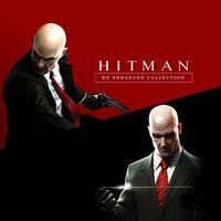 Portada oficial de Hitman HD Enhanced Collection para PS4