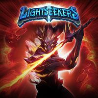 Portada oficial de Lightseekers para Switch