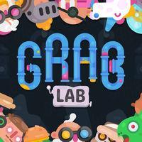 Portada oficial de Grab Lab para Switch