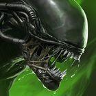 Portada oficial de de Alien: Blackout para Android