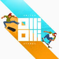 Portada oficial de OlliOlli: Switch Stance para Switch