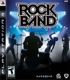 Portada oficial de de Rock Band para PS3