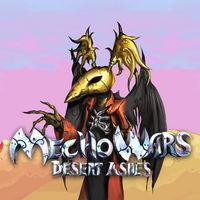 Portada oficial de Mecho Wars: Desert Ashes para Switch