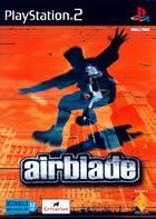 Portada oficial de de Airblade para PS2