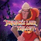 Portada oficial de de Dragon's Lair Trilogy para Switch