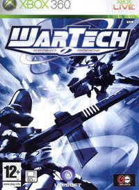 Portada oficial de Wartech Senko no Ronde para Xbox 360