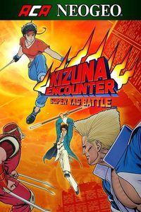 Portada oficial de NeoGeo Kizuna Encounter para Xbox One