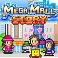 Portada oficial de Mega Mall Story para Switch