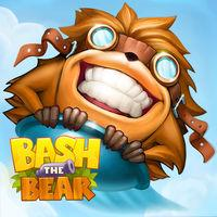 Portada oficial de Bash The Bear para Switch