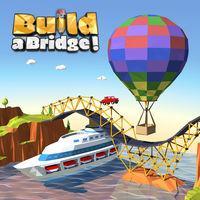 Portada oficial de Build a Bridge! para Switch