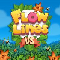 Portada oficial de Flowlines VS para Switch