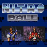 Portada oficial de Arcade: Nitro Ball para Switch