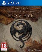 Portada oficial de de The Elder Scrolls Online: Elsweyr para PS4